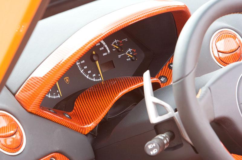 Lamborghini Murcielago GTR Spider - slint...: - fotka 1