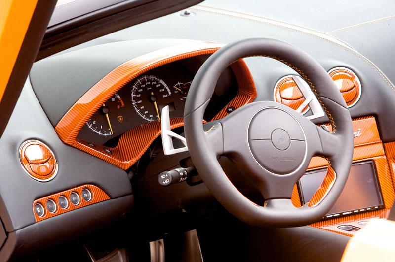 Lamborghini Murcielago GTR Spider - slint...: - fotka 2
