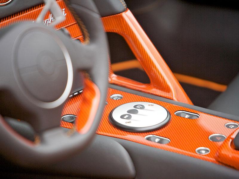 Lamborghini Murcielago GTR Spider - slint...: - fotka 3