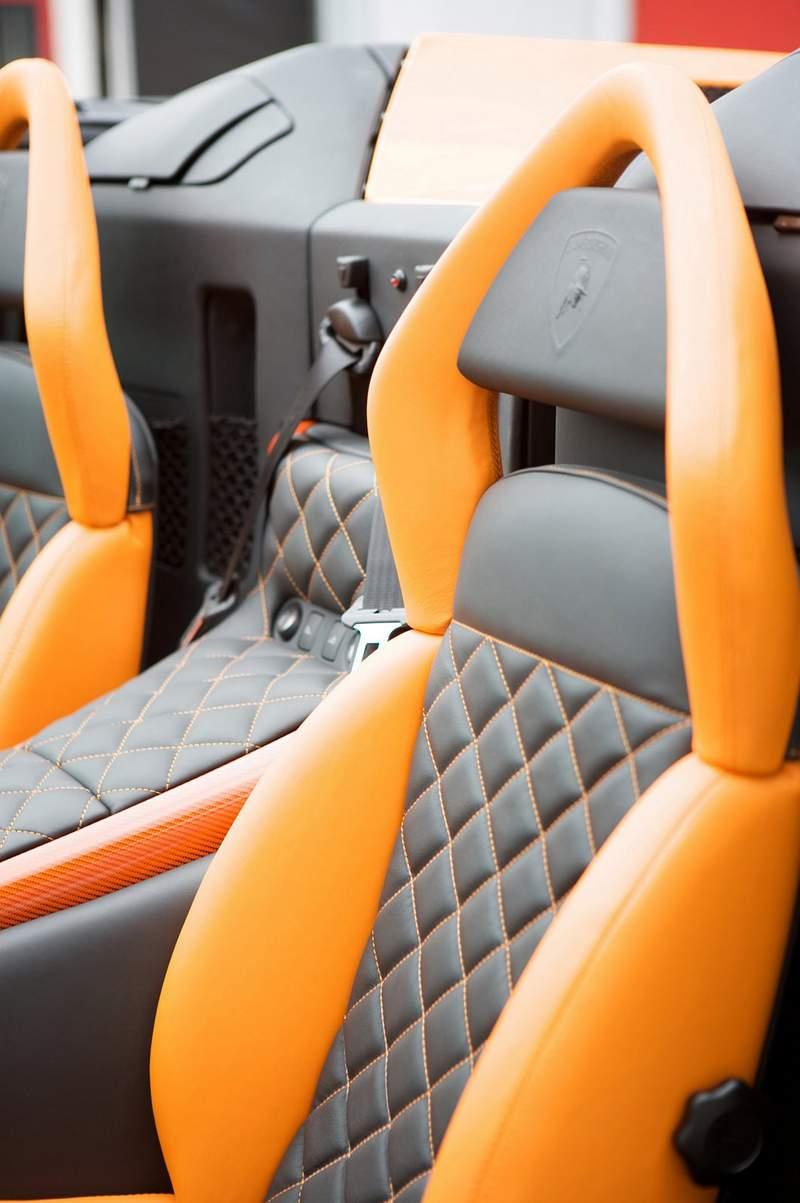 Lamborghini Murcielago GTR Spider - slint...: - fotka 4