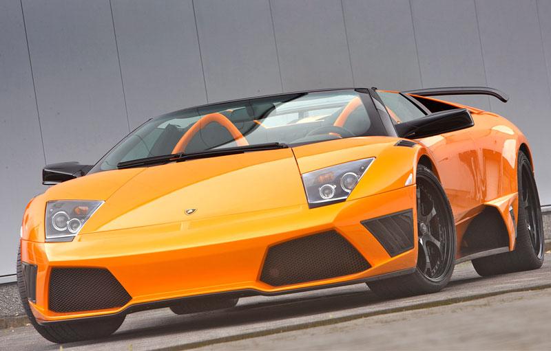 Lamborghini Murcielago GTR Spider - slint...: - fotka 6