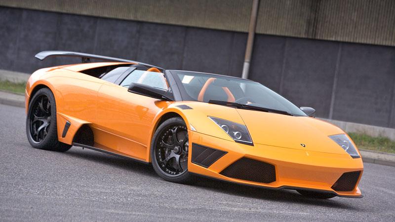 Lamborghini Murcielago GTR Spider - slint...: - fotka 7