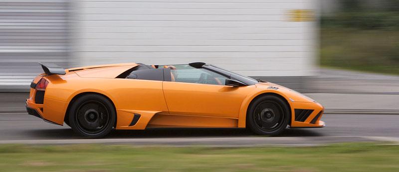 Lamborghini Murcielago GTR Spider - slint...: - fotka 8