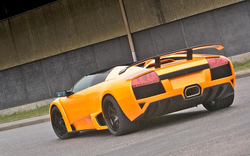 Lamborghini Murcielago GTR Spider - slint...: - fotka 9