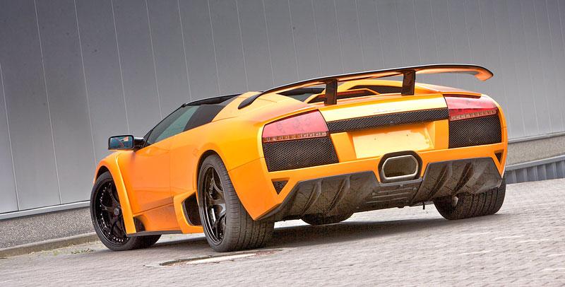 Lamborghini Murcielago GTR Spider - slint...: - fotka 12