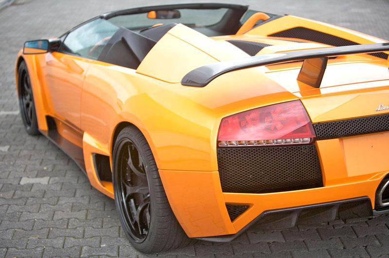 Lamborghini Murcielago GTR Spider - slint...: - fotka 13