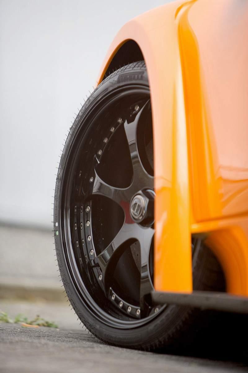 Lamborghini Murcielago GTR Spider - slint...: - fotka 14