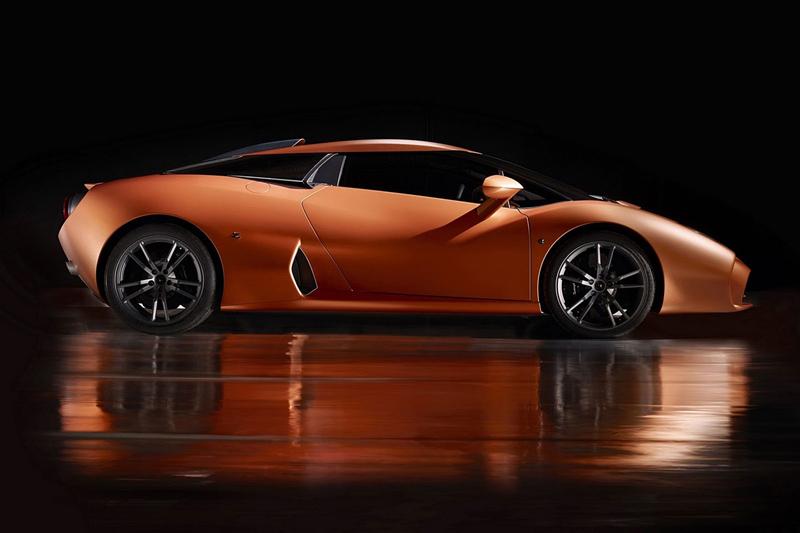 Lamborghini 5-95 Zagato: Unikátní dárek k 95. narozeninám: - fotka 2
