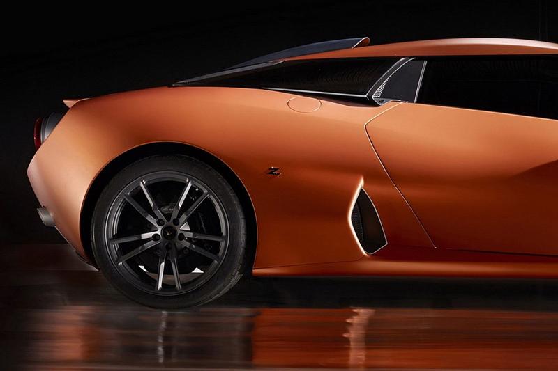Lamborghini 5-95 Zagato: Unikátní dárek k 95. narozeninám: - fotka 8