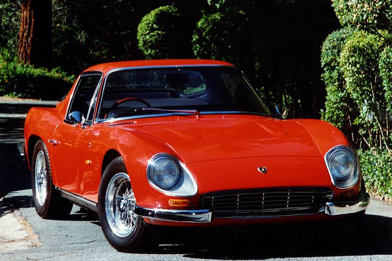 Lamborghini 5-95 Zagato: Unikátní dárek k 95. narozeninám: - fotka 9