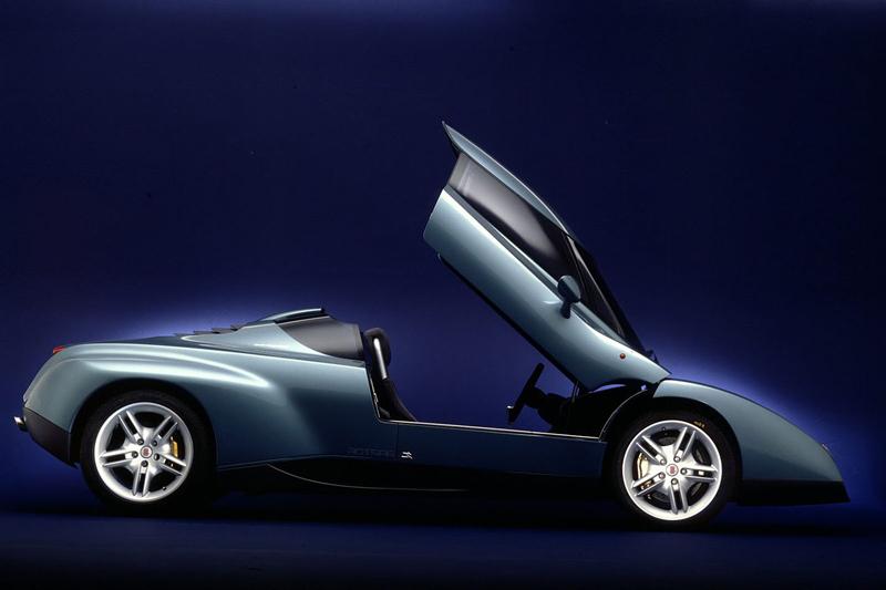 Lamborghini 5-95 Zagato: Unikátní dárek k 95. narozeninám: - fotka 12