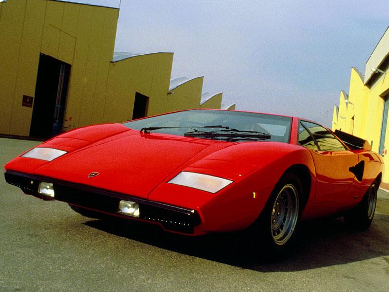 Pod Lupou: Lamborghini Countach – král supersportů: - fotka 11