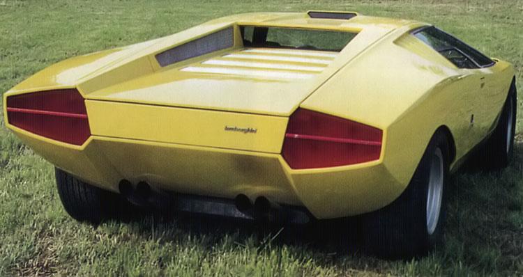 Pod Lupou: Lamborghini Countach – král supersportů: - fotka 18