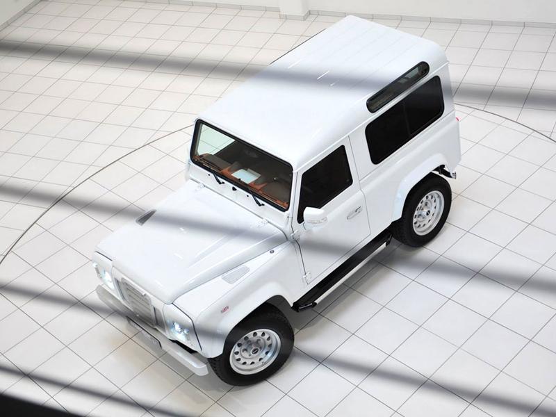 Startech Land Rover Defender: Tuning do lesa: - fotka 6