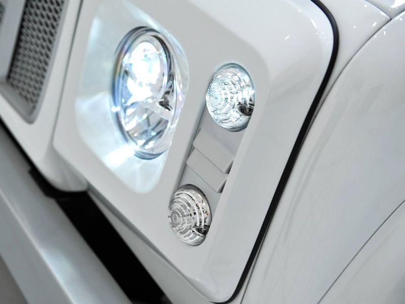 Startech Land Rover Defender: Tuning do lesa: - fotka 8