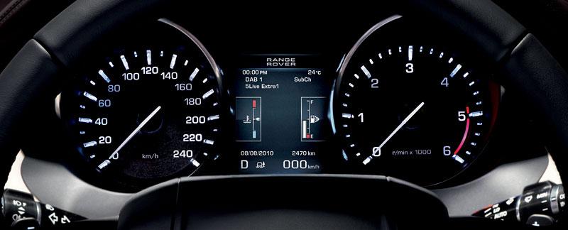 Paříž 2010: Range Rover Evoque - nejmenší a nejsportovnější: - fotka 1