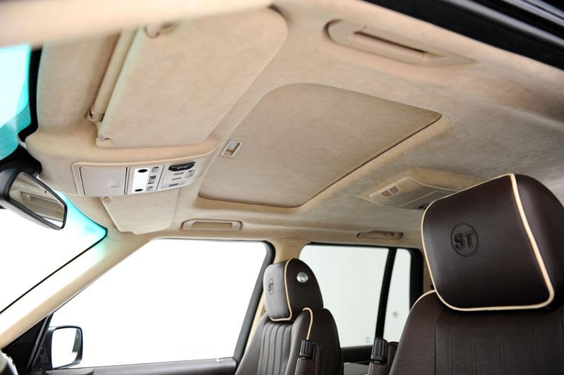 Range Rover Supercharged: atraktivnější vzhled od Startech: - fotka 4