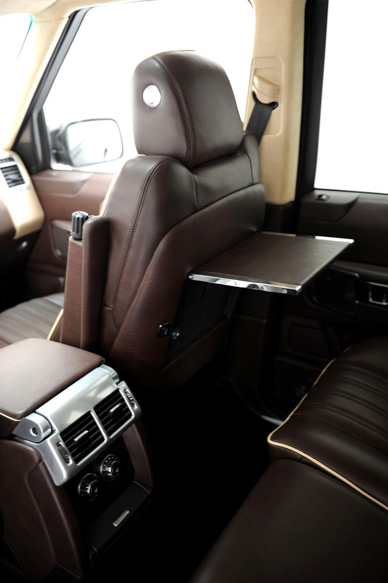 Range Rover Supercharged: atraktivnější vzhled od Startech: - fotka 5
