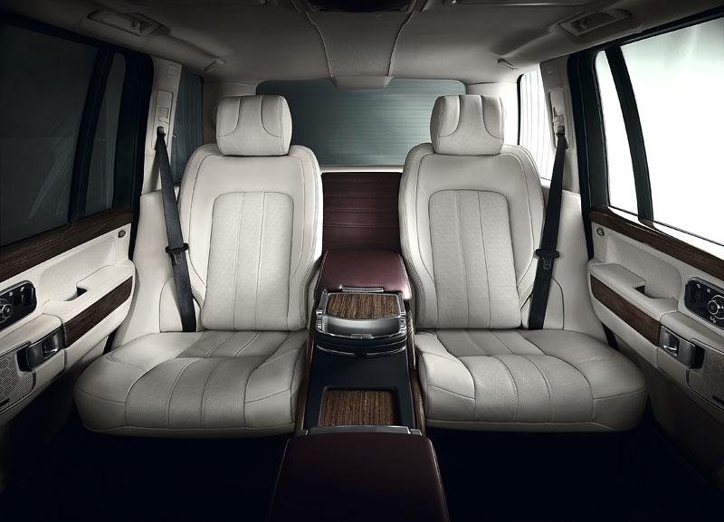 Range Rover Autobiography Ultimate Edition: luxus, luxus, luxus: - fotka 1