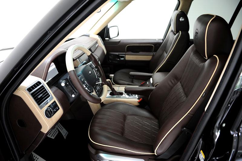 Range Rover Supercharged: atraktivnější vzhled od Startech: - fotka 9