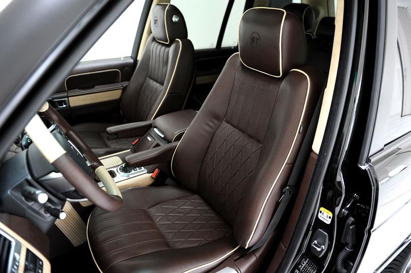 Range Rover Supercharged: atraktivnější vzhled od Startech: - fotka 10