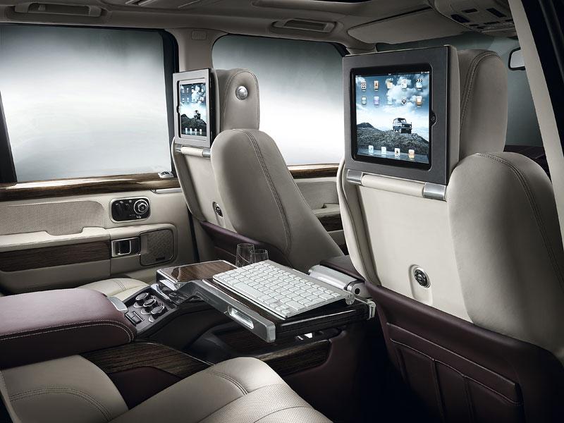 Range Rover Autobiography Ultimate Edition: luxus, luxus, luxus: - fotka 3