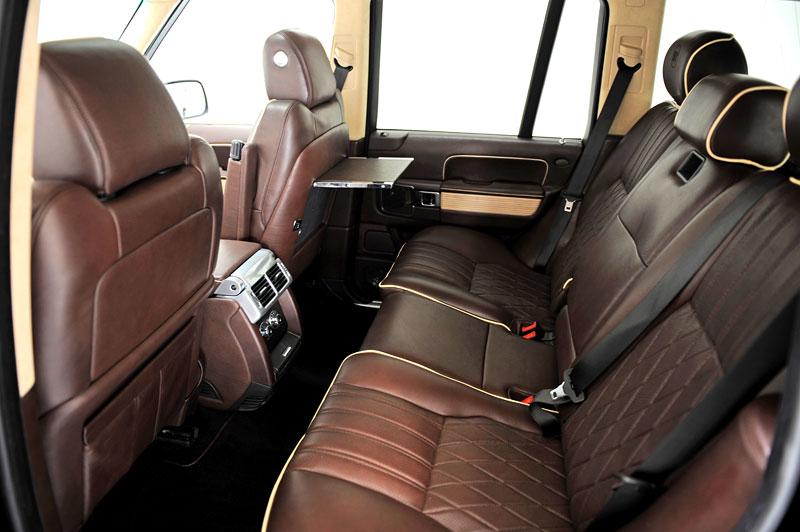 Range Rover Supercharged: atraktivnější vzhled od Startech: - fotka 12