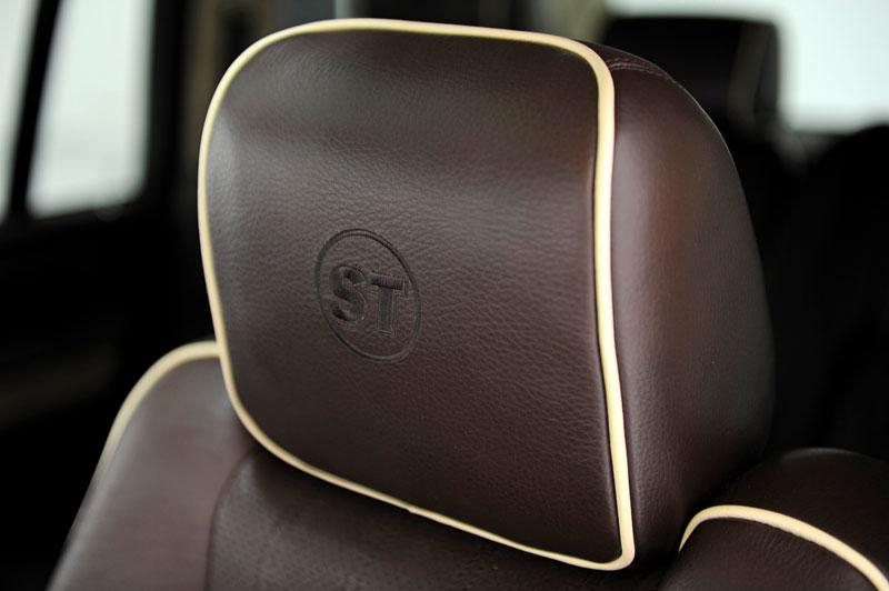 Range Rover Supercharged: atraktivnější vzhled od Startech: - fotka 13