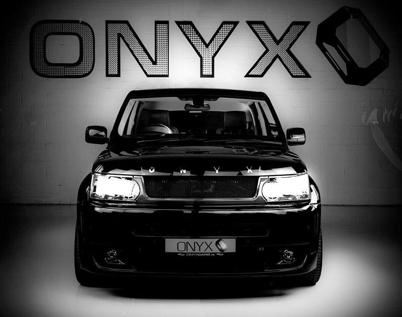Onyx Concept uvádí modernizované pakety pro Range Rover: - fotka 1