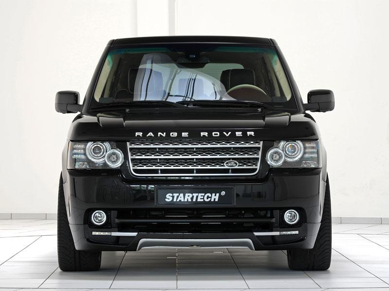 Range Rover Supercharged: atraktivnější vzhled od Startech: - fotka 15