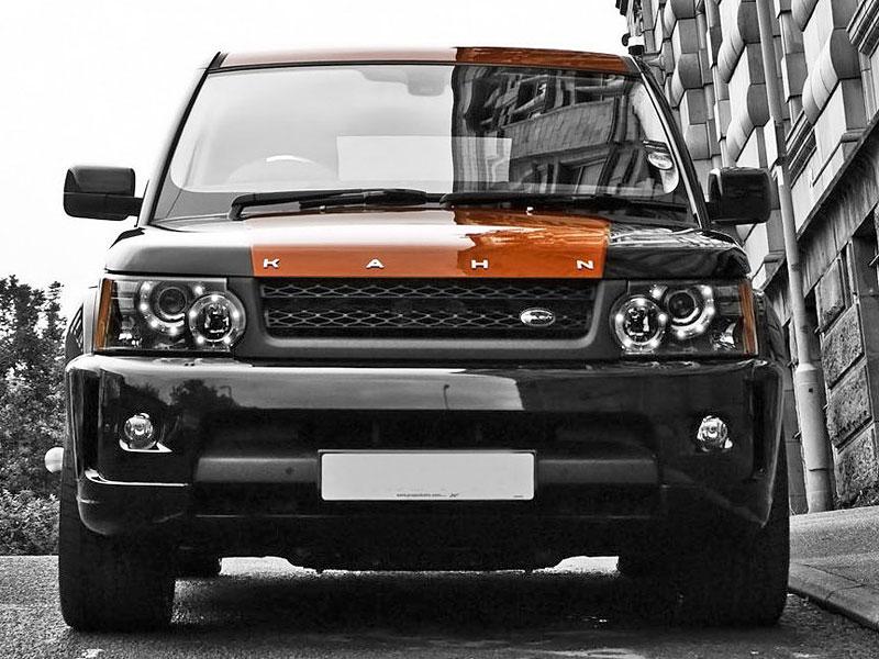 Project Khan Range Rover Sport Vesuvius Edition: - fotka 3