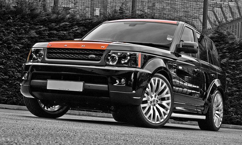 Project Khan Range Rover Sport Vesuvius Edition: - fotka 4