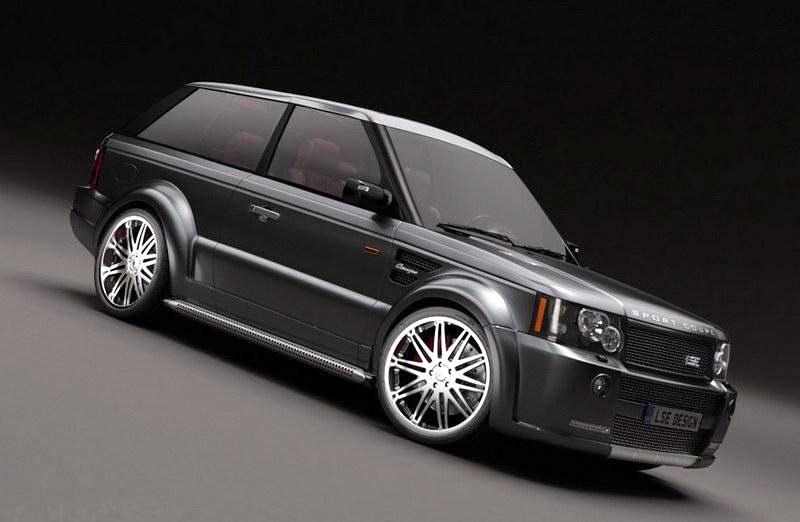 LSE Design Range Rover Sport Coupe: Jeden pár dveří stačí: - fotka 3