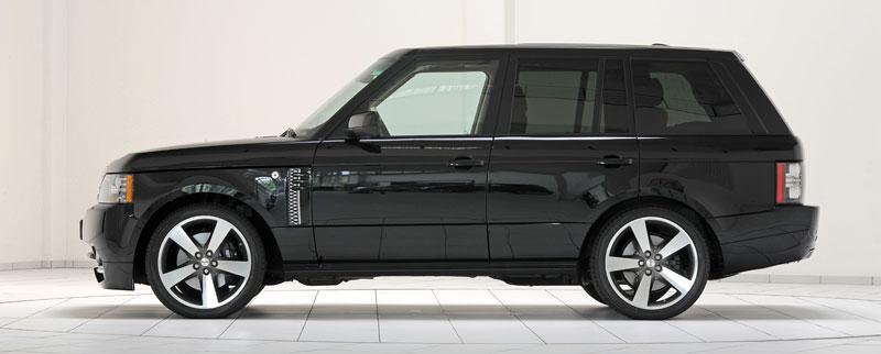 Range Rover Supercharged: atraktivnější vzhled od Startech: - fotka 17