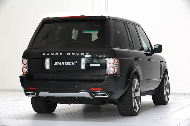 Range Rover Supercharged: atraktivnější vzhled od Startech: - fotka 18