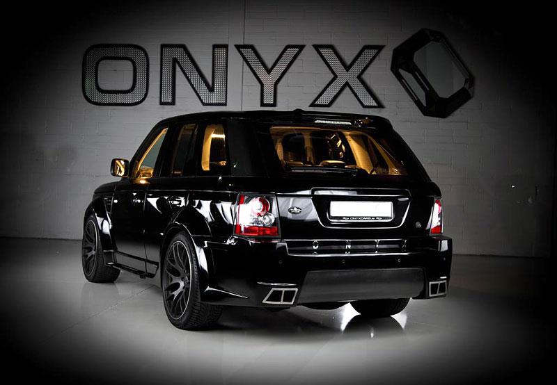 Onyx Concept uvádí modernizované pakety pro Range Rover: - fotka 5