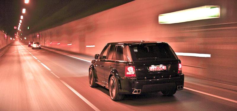 Onyx Concept uvádí modernizované pakety pro Range Rover: - fotka 6