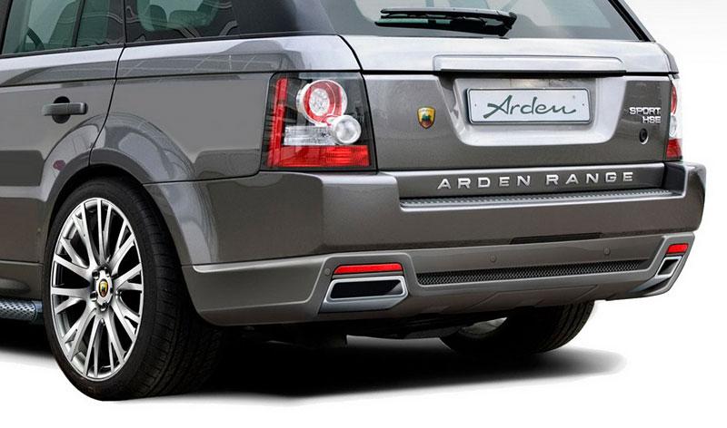 Arden AR 5/10: bodykit pro Range Rover Sport: - fotka 3