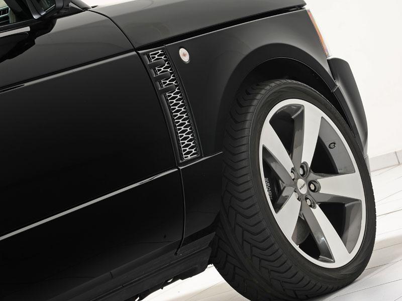 Range Rover Supercharged: atraktivnější vzhled od Startech: - fotka 19