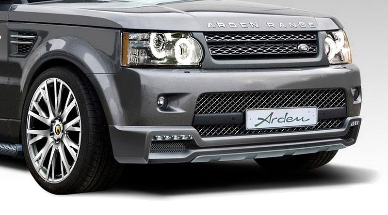 Arden AR 5/10: bodykit pro Range Rover Sport: - fotka 4