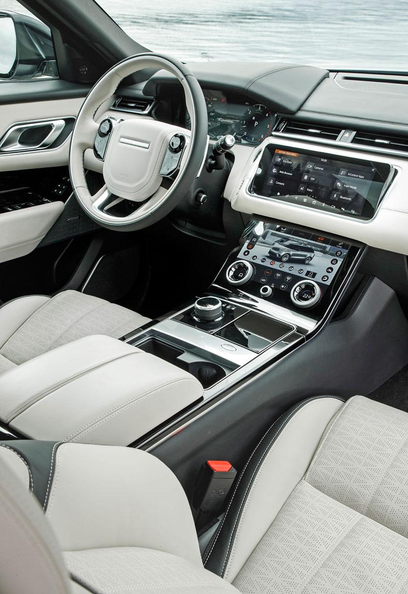 Fungují vysouvací kliky v Range Roveru Velar, i když auto obalí vrstva ledu?: - fotka 3