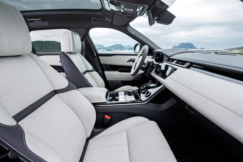 Fungují vysouvací kliky v Range Roveru Velar, i když auto obalí vrstva ledu?: - fotka 4
