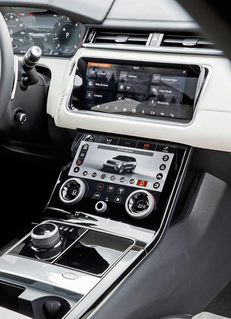 Fungují vysouvací kliky v Range Roveru Velar, i když auto obalí vrstva ledu?: - fotka 5