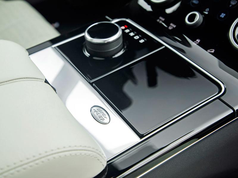 Fungují vysouvací kliky v Range Roveru Velar, i když auto obalí vrstva ledu?: - fotka 7