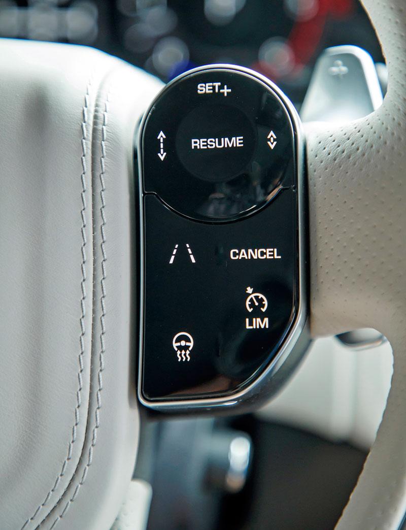 Fungují vysouvací kliky v Range Roveru Velar, i když auto obalí vrstva ledu?: - fotka 8