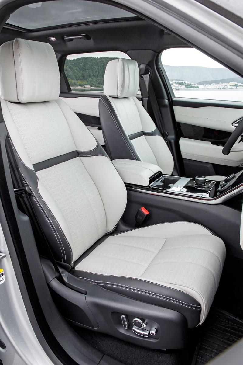 Fungují vysouvací kliky v Range Roveru Velar, i když auto obalí vrstva ledu?: - fotka 9
