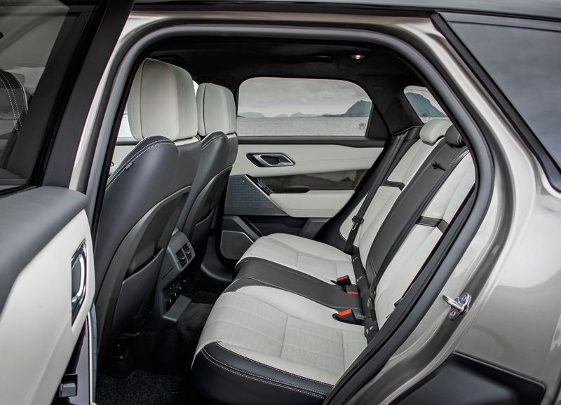 Fungují vysouvací kliky v Range Roveru Velar, i když auto obalí vrstva ledu?: - fotka 10