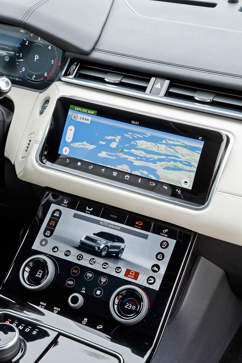 Fungují vysouvací kliky v Range Roveru Velar, i když auto obalí vrstva ledu?: - fotka 12