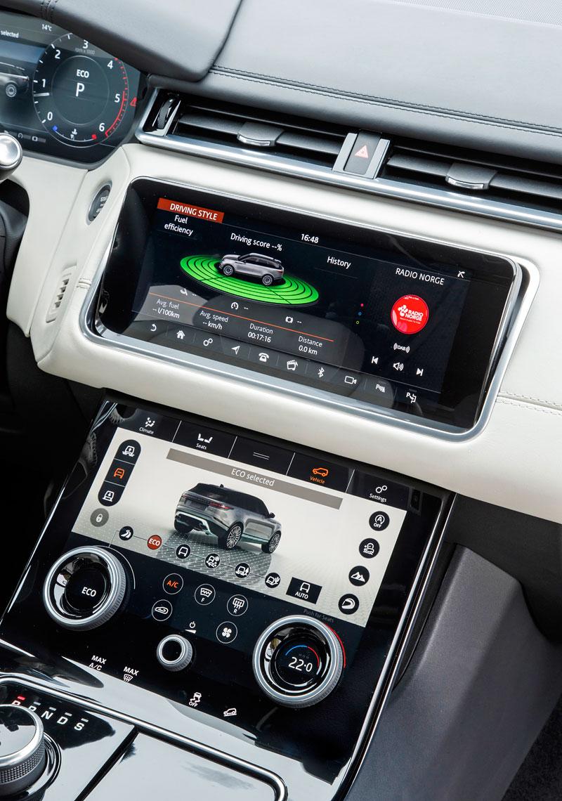 Fungují vysouvací kliky v Range Roveru Velar, i když auto obalí vrstva ledu?: - fotka 13