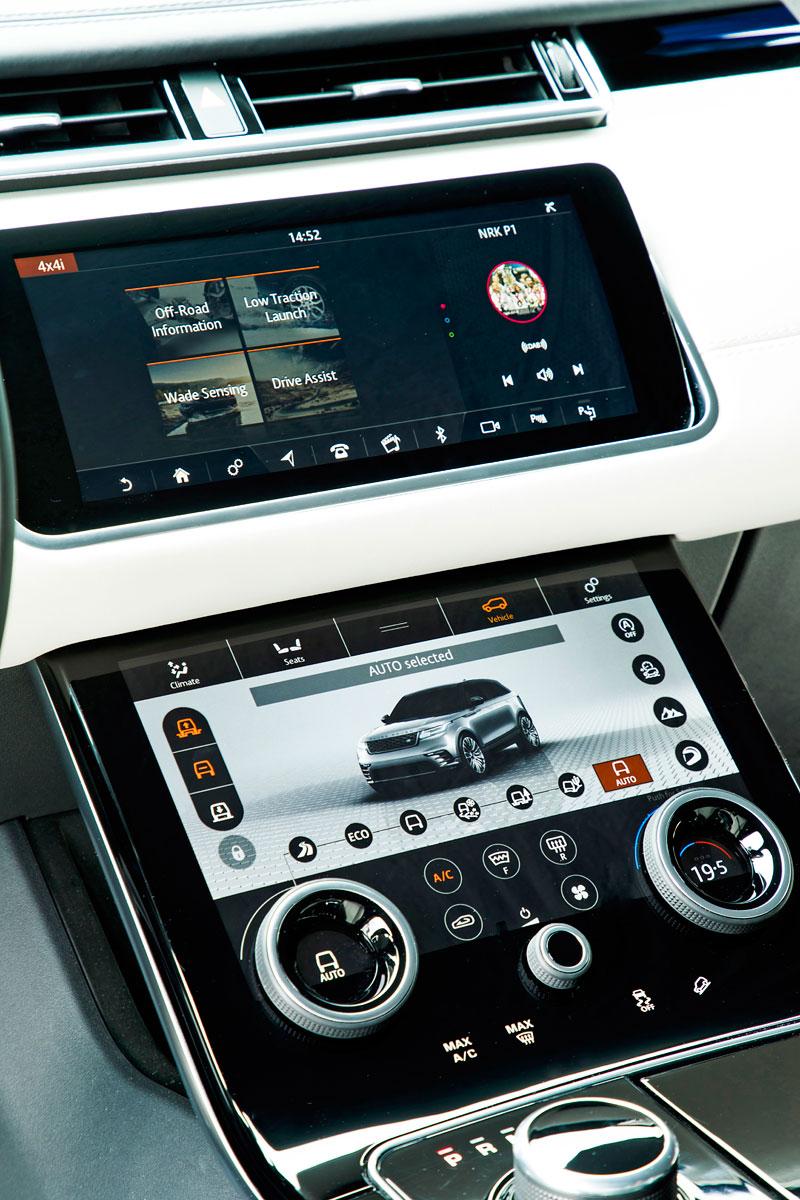 Fungují vysouvací kliky v Range Roveru Velar, i když auto obalí vrstva ledu?: - fotka 14